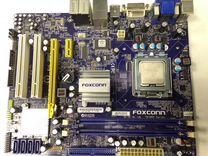 Материнская плата Foxconn G41MXP+Pentium E5300