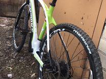 Горный велосипед карбон