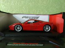 Ferrari 488 GTB Stock 1/18 Bburago
