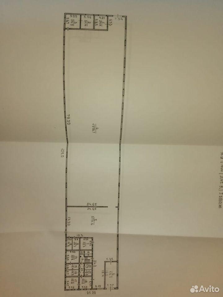 Здание производственного цеха  89500834400 купить 1