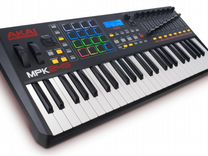 USB порт Akai MPK249 миди-клавиатура