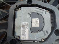 Диффузор с вентилятором вольво s80