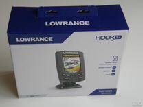 Эхолот Lowrance Hook-3x