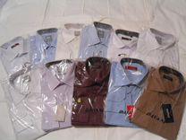 Фирменные рубашки новые