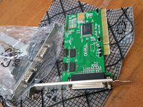 Мульти порт pci контроллер