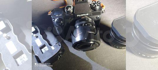Fujifilm h1 body купить в Пермском крае с доставкой   Бытовая электроника   Авито