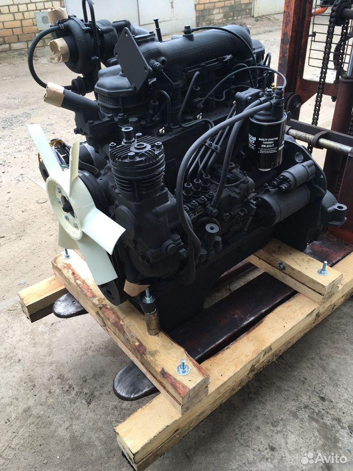 Двигатель д 245.9Е2 136л/с ЗИЛ 130-131 новый ммз