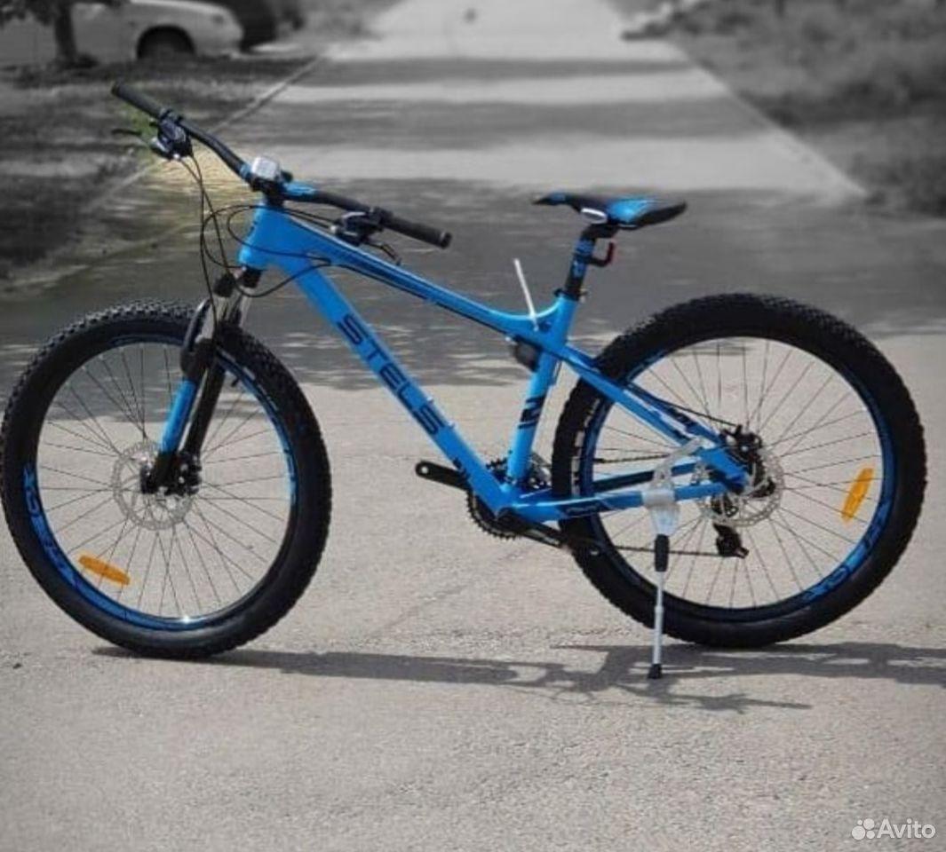 Велосипед stels adrenalin MD 27.5