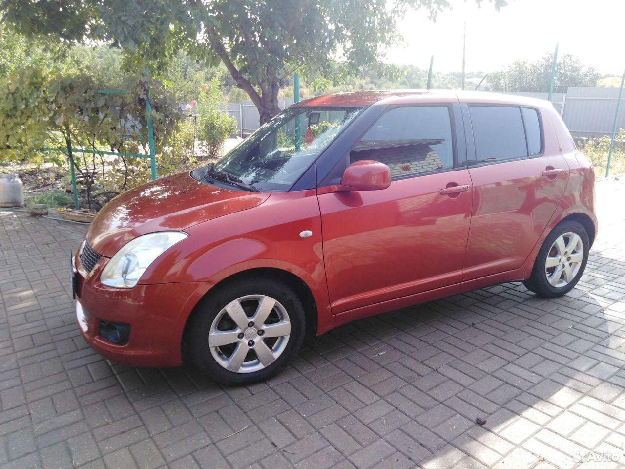 Suzuki Swift, 2007  89606361352 купить 2