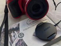 Компактный фотоаппарат Canon PowerShot SX400 IS