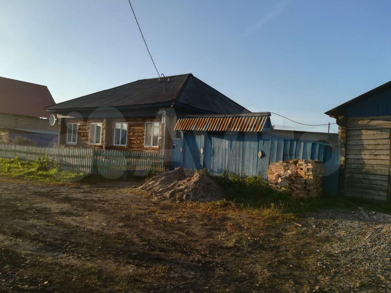 Дом 80 м² на участке 12 сот.  89343356509 купить 1