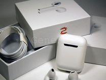 Новые беспроводные сенсорные наушники AIR plus