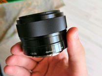Sony 35mm 1.8 OSS