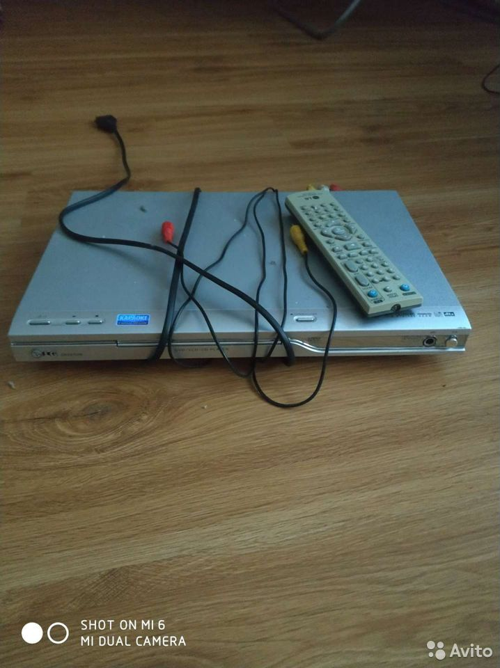 DVD LG  89107669832 купить 1