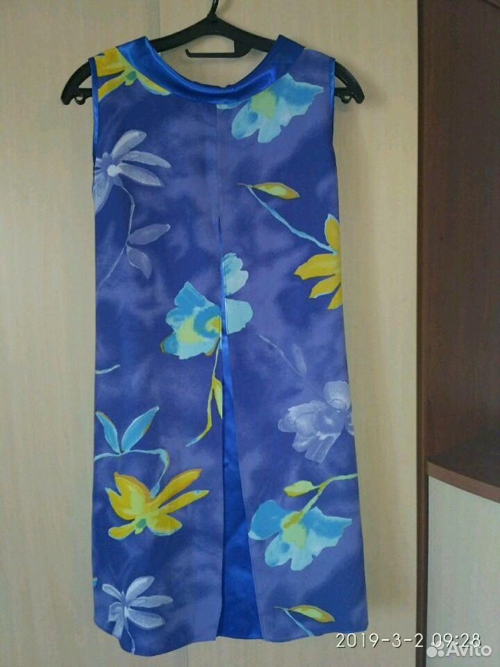 Платье женское, размер 44  89051365952 купить 1