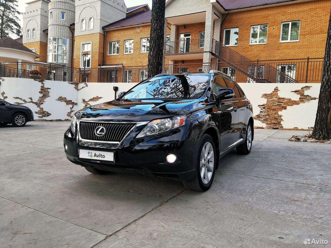 Lexus RX, 2010  89644645961 купить 1