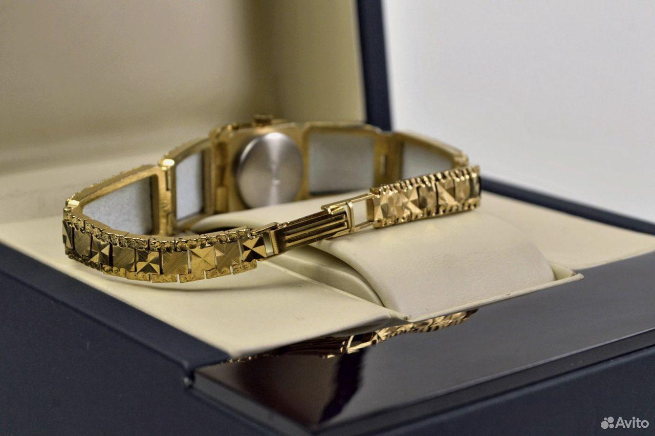Женские часы Чайка Новые 17 камней Россия 1998 год  89525003388 купить 7