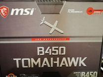 Ryzen 2700X gold edition и B450 Tomahawk