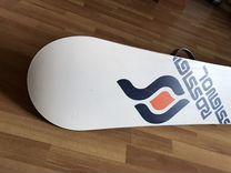 Сноуборд 160 с креплениями bone
