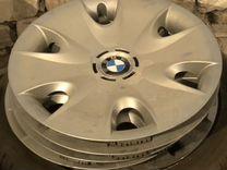 BMW, оригинальные колпаки R16, 4 штуки